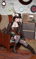 steampunk stock part 10 by vampurity-stock