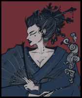 Geisha by TheDesolate1