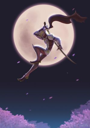 Die for You ( Genji Shimada x Reader ) by EntirelyBonkers on DeviantArt
