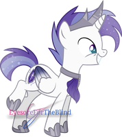 Prince Snow Dust by EyesoreForTheBlind