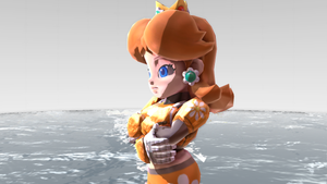 Princess Daisy (Charged) by zeldadove