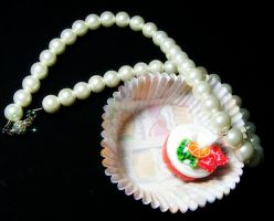 Yummy pearls by Sarudanya