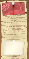 Mission-Domination Application Sheet by Urnam-BOT