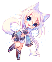 [+Video] Commission - Floffy Happiness by Hyanna-Natsu