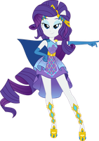 Vector #4 - Rarity by WhalePornoz
