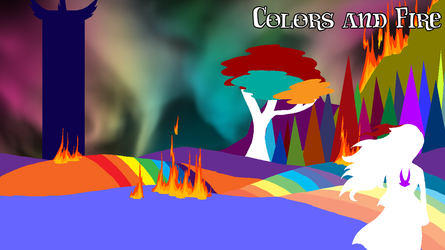 Colors and Fire Deluxe by AntipathicZora