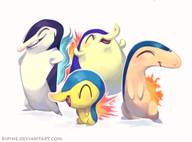 The Cyndaquil Gang