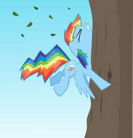 Dash Crash by KalleFlaxx