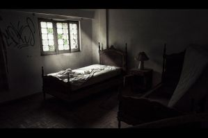 Abandoned Touch of light by Jack-Nobre