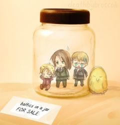 APH: baltics in a jar by deathbybroccoli