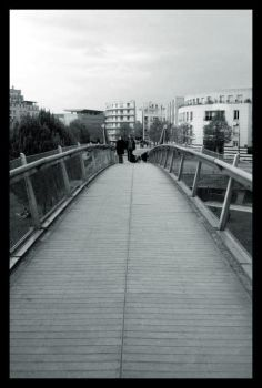 A bridge to the city by madvax