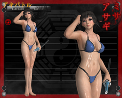 Misa Asagi Ver2 Sexy Preview by SSPD077