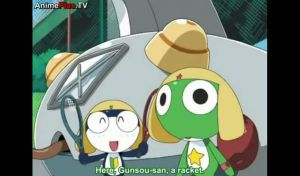 Tamama x Keroro 115 by tackytuesday