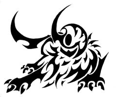 tribal absol