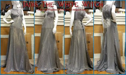 WIP - White Witch Mail 3 by Verdaera