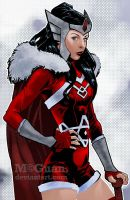 Sif by mcguan