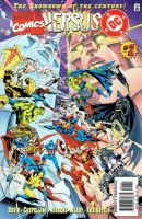 DC vs. Marvel / Marvel vs. DC #2 by englandhalifax