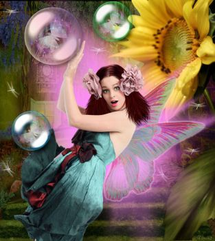 Play with the fairy by tinca2