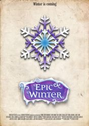 Ever After High: Epic Winter Poster by ArthurTheBootleg