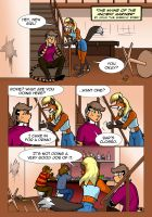 Rough Housing Issue Two Page One by the-gneech