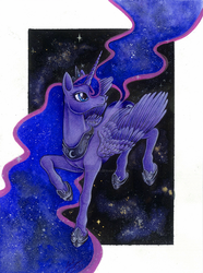Princess Luna by Lord-Giovanni