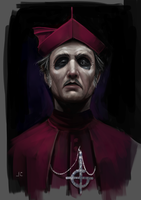 Cardinal Copia by BABAGANOOSH99
