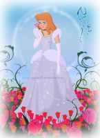 Cinderella In The Garden by Nippy13