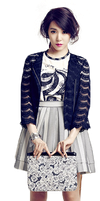 Tiffany (SNSD) PNG Render by MiHVVN