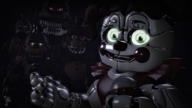 The Main Attraction (fnaf sfm) by JR2417