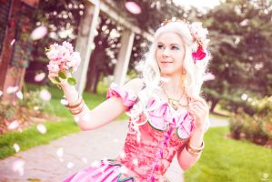 LucioleS Cosplay - Personnal Creation by kaihansen3004