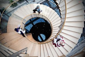 Eternal Sonata -  Stairs to Heaven by Another-Rose