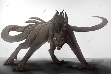 (AT) Gutter king by Draconesis