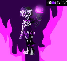 \New OC\SpookyLines\TFP Oc\ by Crazy1Science