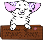 Member of Adam's army! by ThatCreativeCat