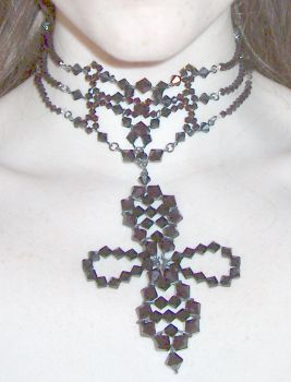 the gothic chocker to end all by Angel-with-a-past