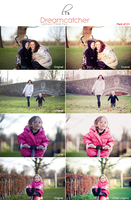 Dreamcatcher Lightroom NEW PRESET by Lady-Tori