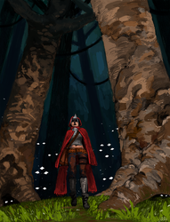 Red Riding Hood by Mister-Jackson
