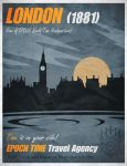 LONDON 1881 by JustinianKnight