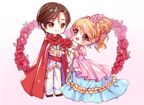 [+Video] Commission - Blooming Love by Hyanna-Natsu