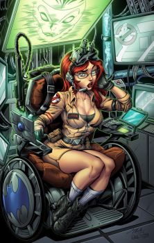 Ghostbusters: Oracle Clrs by CdubbArt