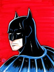 Markers #0005 Batman by danimation2001
