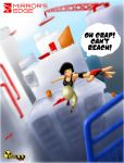 Mirror's Edge by IndustrialChow