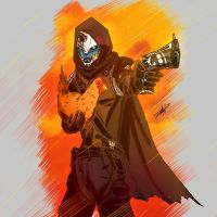 Cayde-6 by ZotaInk