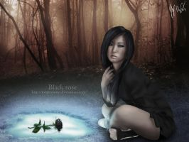 Black Rose by jorgeremmy