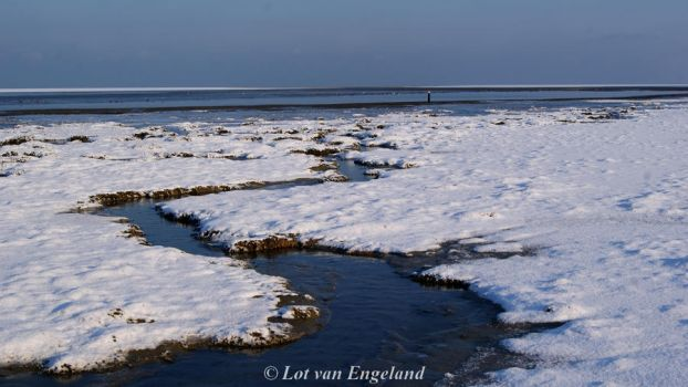 icy river by Lott-photo