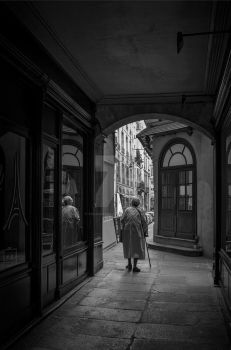 Passage de Beaujolais by volkanersoy