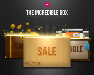 The Incredible Box by DesignDeposit