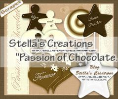 Passion of Chocolate by Stellas-Creations