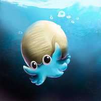 Omanyte by nintendo-jr