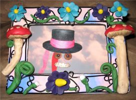 Framed in Wonderland by UrsulaPatch